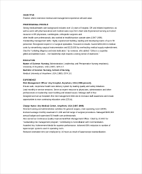 11+ Nurse Resume Templates - Pdf, Doc | Free & Premium Templates