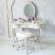 Shabby Chic White Bedroom Furniture Dressing Table French Bedrooms Shabby Chic Decorating And