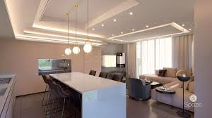 apartments interior design. The Kitchen Table Is Made As A Bar Where You Can Sit On Both Sides. Apartments Interior Design