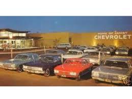1966 Hamby Chevrolet Dealership Hillsboro Oregon Chevrolet Dealership Chevrolet Dealership