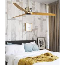 sheet fan beacon lighting lucci air airfusion akmani brushed chrome 60 inch dc