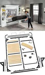 ikea murphy bed kit. Plain Murphy Diy Murphy Bed Kit Easy Hardware Ikea  Canada  Intended Ikea Murphy Bed Kit