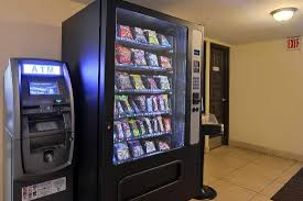 Atm Vending Machine Business Inspiration ATMVending Machine Picture Of Magnuson Hotel Clearwater Central