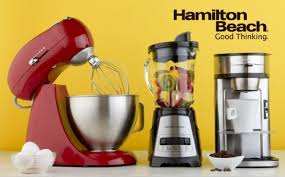 hamilton beach appliances. Delighful Hamilton Hamilton Beach Maker Of Consumer And Commercial Kitchen Appliances Has  Applied For A Spinoff From NACCO Industries To Beach Appliances T