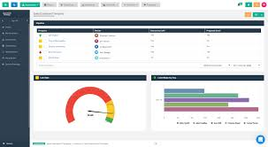 Sales Goals Template Sales Dashboard Template Clearpoint Strategy