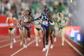 2021 Olympic Trials - Athing Mu Wins ...