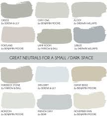 paint colors for low light roomsDesign Mistake 3 Painting a small dark room white  Emily Henderson