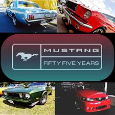 Mustang Happybirthday 55 Years Passion Lifestyle 6