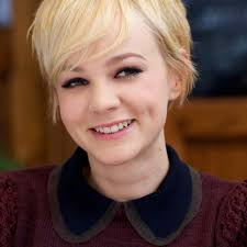 short hairstyles for round face shapes