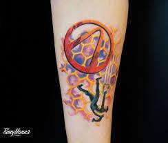 тату в стиле акварель для девушек и мужчин фото акварельных татуировок