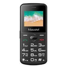 ĐIỆN THOẠI DI ĐỘNG NGƯỜI GIÀ MASSTEL FAMI 11,loa to, sóng khỏe,2 sim,bàn  phím đọc số,FM không dây,dùng sim Viettel,Vinaphone,Mobifone hàng chính  hãng - Điện thoại phổ thông Thương hiệu Masstel
