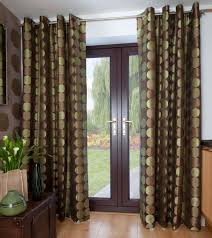 geometric pattern curtains aloe jasper ready made eyelet curtains free uk delivery terrys fabrics