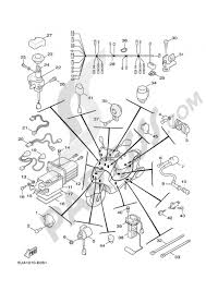 Electric equipment 1 yamaha cygnus x 125 2004 rh partsss yamaha outboard motor wiring diagram yamaha raider wiring diagram
