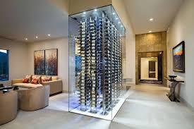 Glass Wine Room Design Custom Glass Enclosed Wine Cellar Design Gallery Heritage