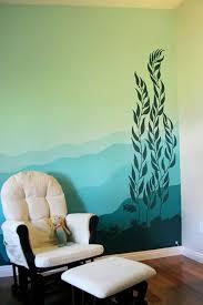 simple wall art mural paint designs