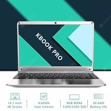 <b>KUU Kbook</b> Pro <b>Laptop Intel</b> CPU N3450 Processor 14.1inch ...