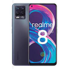 Realme 8 Pro Dual SIM in Schwarz mit 128GB und 8GB RAM - RMX3081  (6941399043107)