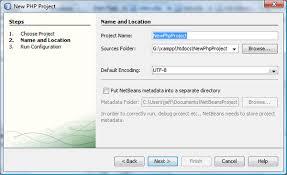 NetBeans IDE PHP Quick Start Tutorial