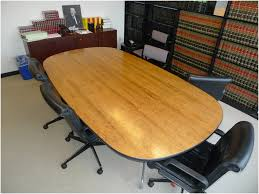 historic modern wood furniture. Herman Miller Eames Conference Table Refinished, Preserving Patina Historic Modern Wood Furniture L