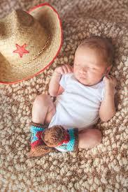 Feathering Light Newborn Photography Newborn Photos Baby Boy Little Cowboy Crochet Boots