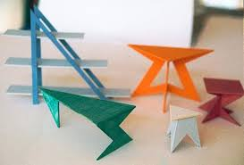 cubism furniture. art deco cubist side table painted decorative furniture cubism r