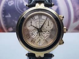 pierre balmain chronograph date plated quartz men 039 s watch watch description