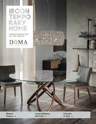 doma contemporary home magazine