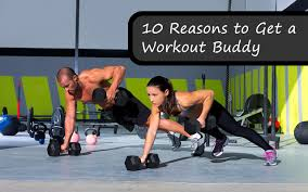 10 reasons to get a workout buddy and what to look for