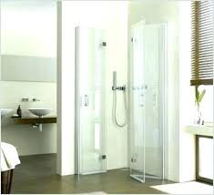 small glass shower doors bi fold glass shower door glass shower doors accordion bathroom door accordion