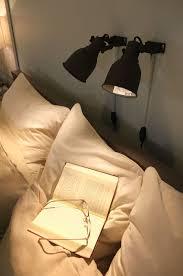 Hektar Wallclamp Spotlight Dark Gray Ikea Home Tour Makeovers