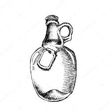 Flesje Bier Stockvector Hlivnykagmailcom 120718898