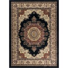 black and beige area rugs 8 x large black red and beige area rug sensation red