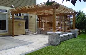 pergola design ideas patio inspiration gallery from stone curtains outdoor idea