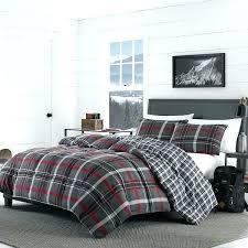 tartan plaid bedding black and white plaid bedding red grey plaid comforter king set gray checked tartan plaid bedding