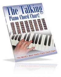 The Talking Piano Chord Chart! | Piano Lessons For Adults
