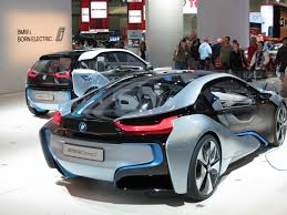 Electric Cars Two New Bmw Electric Cars Dream Cars Pinterest