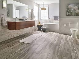 wood tile flooring in bathroom. Home Decor Wood Effect Bathroom Tiles Distressed Look Tile Porcelain Floors That Like Flooring In M