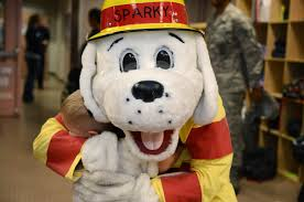 sparky the fire dog. file:fire prevention week 131009-f-op138-012.jpg sparky the fire dog