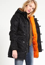 alpha industries winter coat black women clothing coats alpha industries ma 1 er