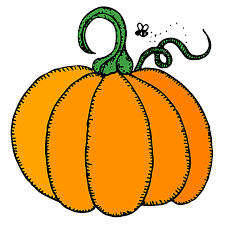 orange clipart png. large orange pumpkin with a fly above it clipart png