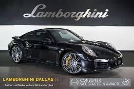 2015 Porsche 911 Turbo S For Sale