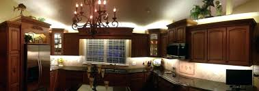 kitchen cabinet accent lighting. Above Kitchen Cabinet Decorative Accents Accent Cabinets Lighting Inspired Led C