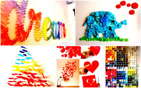 Diy Artwork For Walls 37 Mind Blowingly Beautiful Diy Wall Art Projects That Will