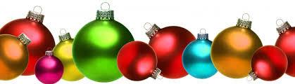 christmas ornament banner. Fine Christmas Holiday Ornaments On Christmas Ornament Banner