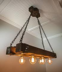 barnwood light fixtures