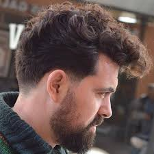 Pin by Myrtle Fuller on hairstyles | Men's curly hairstyles, Curly hair  men, Curly hair styles