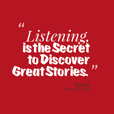 Listening Quotes Custom 48 Most Beautiful Listening Quotes And Sayings