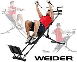 Weider Body Works Pro Chart Weider Total Body Works 5000 Gym Amazon Co Uk Sports