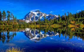 Lake Wallpaper HD ...