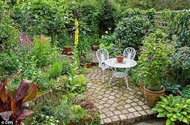 monty don said he often has viewers point out that his garden looks too large to